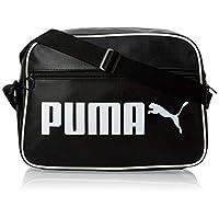 بوما حقيبة الكتف للجنسين ، اسود