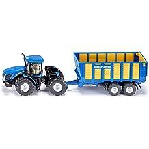 Siku 1947 1:50 Preassembled modelo de vehículo de tierra - modelos de vehículos de tierra (1:50, Preassembled, Metal, De plástico, Azul)