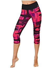 Gwinner Damen Clima Capri Sport Fitness Hose - made in EU