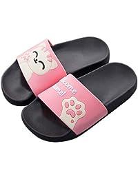 Panda Zapatillas de Estar por Casa Mujer Invierno/Verano Zapatos