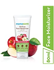 Mamaearth Oil-Free Moisturizer For Face With Apple Cider Vinegar For Acne Prone Skin, 80 ml