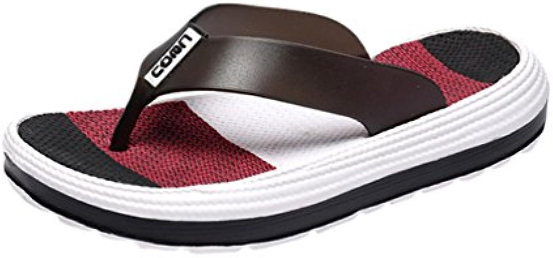 l'épaisseur des chaussures soft plates chenyang sandales tong soft chaussures Madame beach quotidienneHommes t des sandales 170d5f