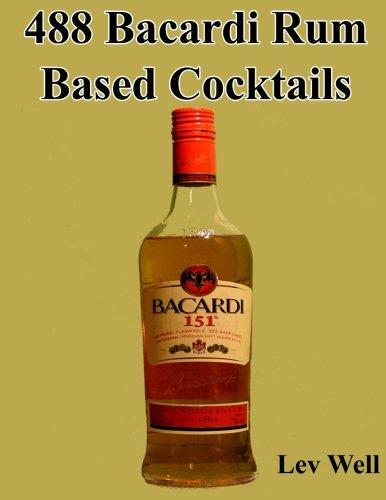488 Bacardi Rum Based Cocktails