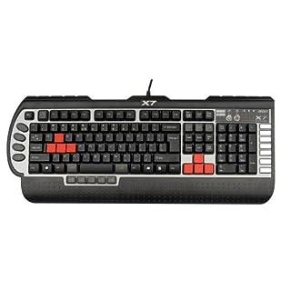 A4-Tech A4 Tech X7 G800V Gaming Keyboard 15 Macro Programmable Keys - G800V