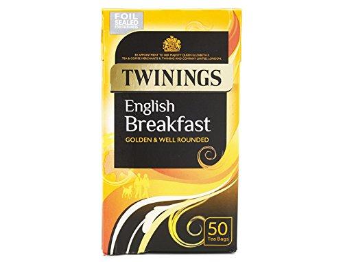 Twinings Inglés desayuno bolsas sobres té - 1 x