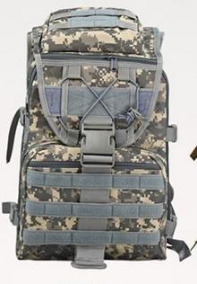 Zll/Outdoor Rucksack Wandern Tasche X7Swordfish Tactical Paket Multifunktions Tactical Paket acu