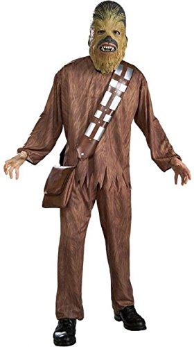 �r Herren Star Wars Einheitsgröße (Chewbacca Kostüme)