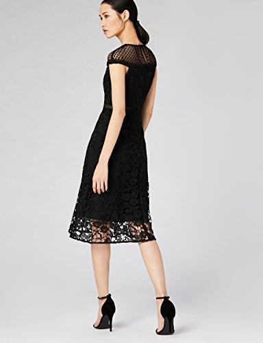 TRUTH   FABLE Vestito Elegante Donna con Pizzo. Visualizza le immagini f8199d4cf44