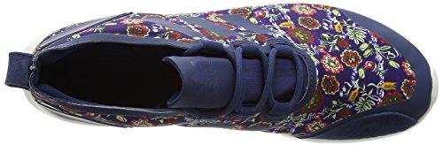 adidas Zx Flux Adv Verve, Scarpe da Ginnastica Basse Donna Multicolore (St Dark Slate/st Dark Slate/core White)