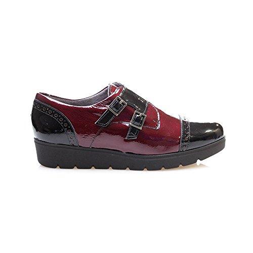 Pitillos Donna scarpe Derby rosso Size: 38