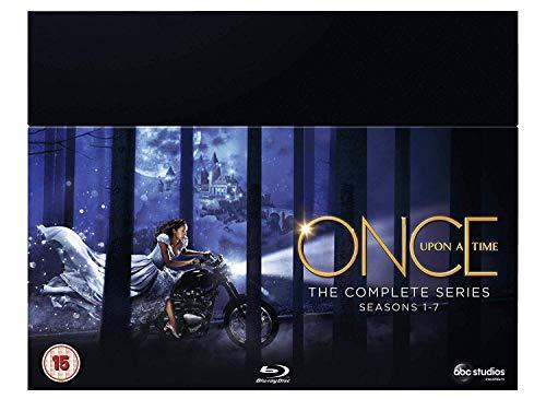 Once Upon a Time S1-7 BD Boxset [Blu-ray] [UK Import] (Disney Walt Box-set)