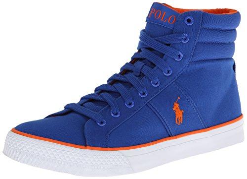 Polo Ralph Lauren Bawtry Fashion Sneaker Sapphire Star
