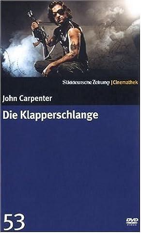 Die Klapperschlange (Die Süddeutsche.de)