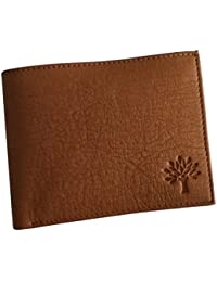 Wood-land Brown Men's Wallet
