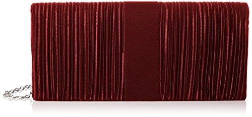 Bulaggi - Suwe 32505, Sacchetto Donna Rosso (Burgundy)