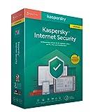 Kaspersky Internet Security 2020 Upgrade | 3 Geräte | 1 Jahr | Windows/Mac/Android | Aktivierungscode in Standardverpackung