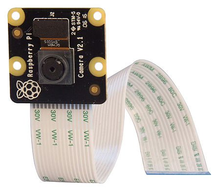 Raspberry Pi NoIR Infrared Camera Module 8MP v2.1 mit Sony IMX219PQ Exmor R CMOS-Bildsensor