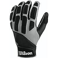 Wilson nueva MVP linemen fútbol guantes Junior pequeña