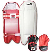 Splay Cricket Wicketkeeper Kit Set–Hombres