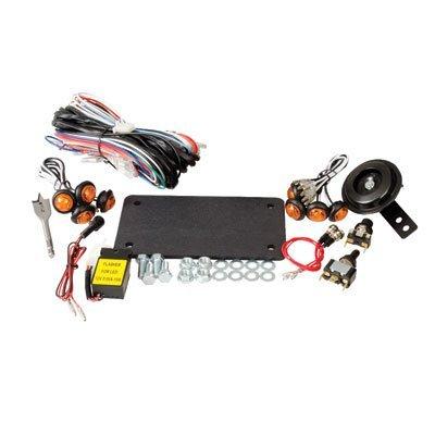Tusk 1567650002 Utv Horn & Signal Kit - Without Mirrors