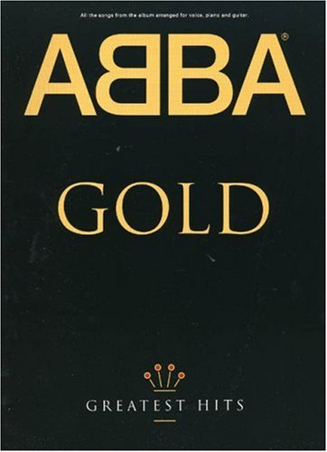 Abba Gold: Greatest Hits [Song Book] by Nyman, Michael (January 1, 1992) Sheet music