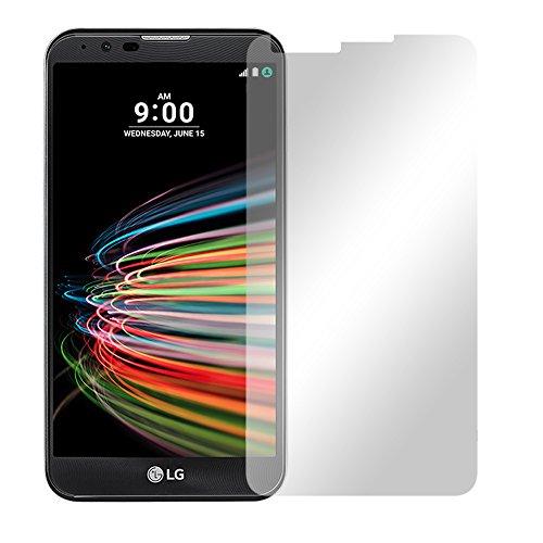 2 x Slabo Displayfolie für LG X Mach Displayschutzfolie Zubehör