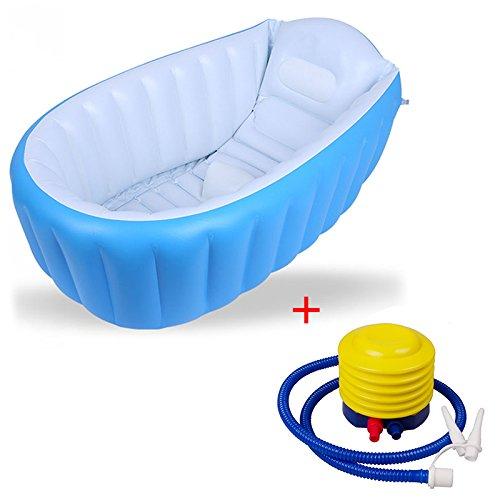 Baignoire Bebe Portable Gonflable Baignoire Mini Piscine Pliable