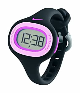 Nike WK0014029 Kids Black and Pink Digital Watch