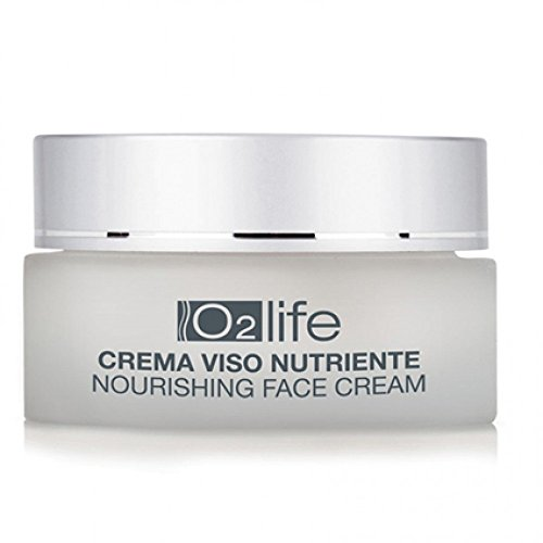 O2 Life Crema Viso Nutriente 50ml
