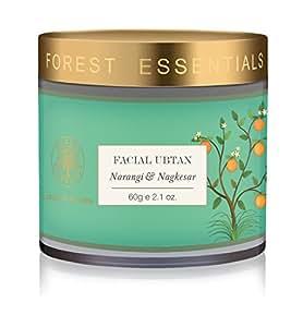 Forest Essentials Narangi and Nagkesar Facial Ubtan, 60g