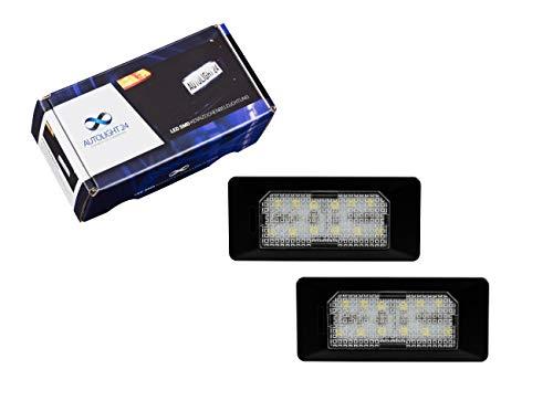 Illuminazione targa LED Premium