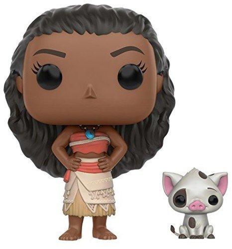 POP! Vinilo - Disney: Moana: Moana & Pua