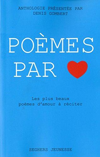 Poèmes par cœur