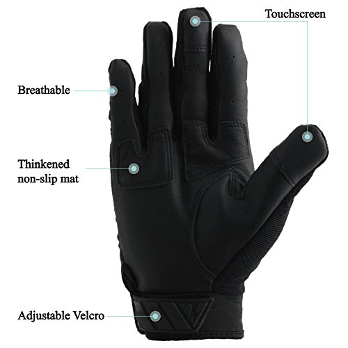Zoom IMG-3 fretod guanti uomo sportivo con