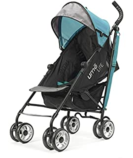 Summer Infant UME Lite Stroller (Black/Teal)