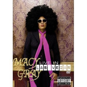 Live in Las Vegas (Macy Gray) [NTSC/MULTI-REGION DVD. Import-Latin America]