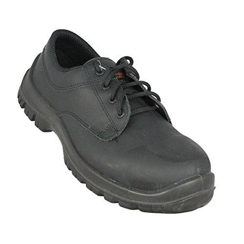 Sole mate businesschuhe s3 sRC chaussures de sécurité chaussures plates noir Noir
