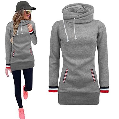 Sonnena Sweat-shirt Femme a capuche fille Sport pull femme hiver chic mode Manteau Vetement Femme Pas Cher Fashion Chemisier Fille Blouse Femme Automne Printemps