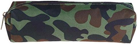 Seawang Grande capacité Camouflage Style Trousse papeterie papeterie papeterie de stockage Organiseur type 2 | Brillance De Couleur  0e432a