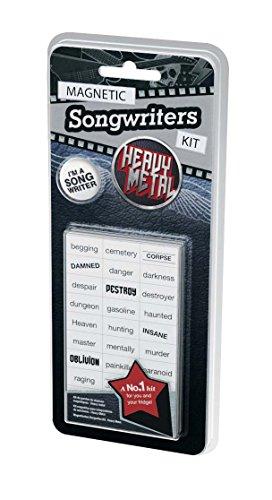IF Die Gesellschaft Anruf Wenn Magnetische Songwriters Kit-Kühlschrank-Magnete (Kühlschrank-magnet-kit)