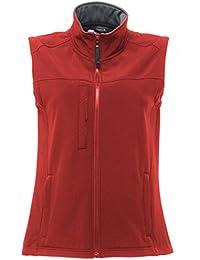 Regatta - Chaleco modelo Flux Softshell (impermeable y cortavientos) para mujer