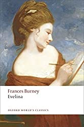 Evelina (Oxford World's Classics) by Frances Burney (2008-12-15)