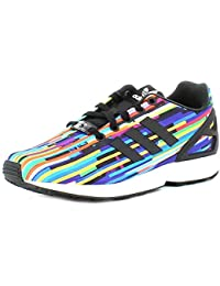 size 40 73b58 cadc3 adidas ZX Flux K W chaussures ,Multicolor, 36 2 3 EU