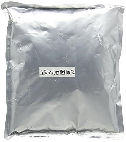 Teaforia Lemon Black Iced Tea Mix 1 kg