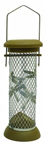 Cacahuete Oiseaux - Rosewood Mangeoire Tendance pour Champignons/Cacahuètes pour Oiseaux