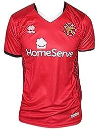 Errea 2018-2019 Walsall Home Football Soccer T-Shirt Camiseta