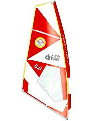North Drive Cloth Windsurf Toldo, Red / White