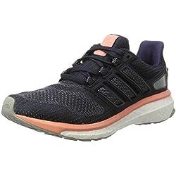 adidas Energy Boost 3, Zapatillas de Running para Mujer, Gris (Midnight Grey/mid Grey/still Breeze), 38 EU