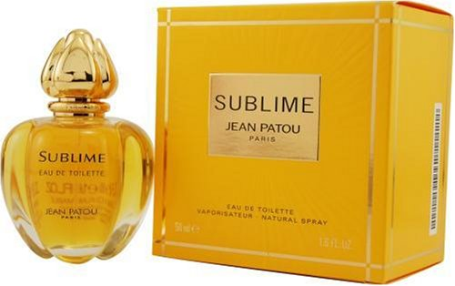 Jean Patou Sublime Eau de Toilette Spray 50ml - Jean Patou Sublime Parfum