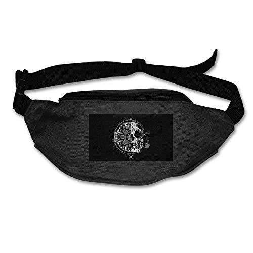 Waist Bag Fanny Pack Compass Pouch Running Belt Travel Pocket Outdoor Sports